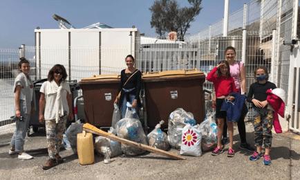 Nettoyage de plage Mai 3