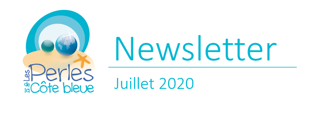 Bannière newsletter Juillet