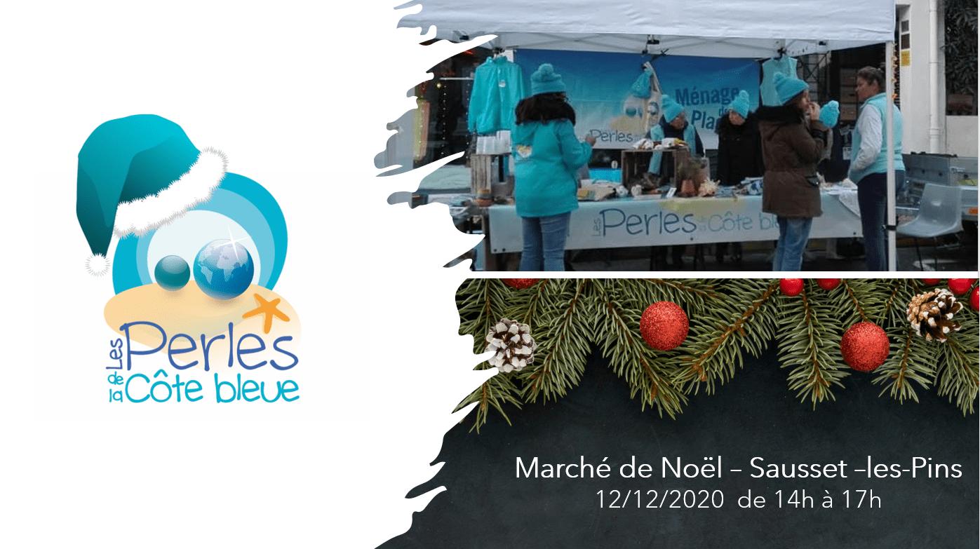Marché de Noel Sausset-les-pIns 2020