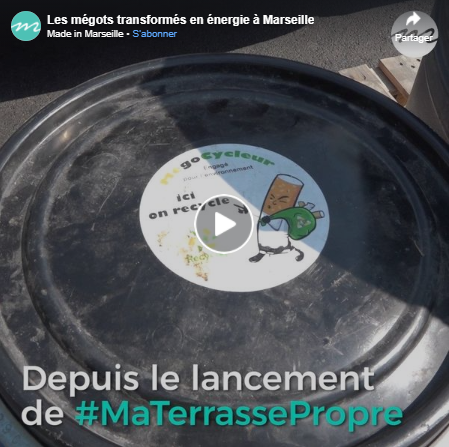 Mégots Recyclop