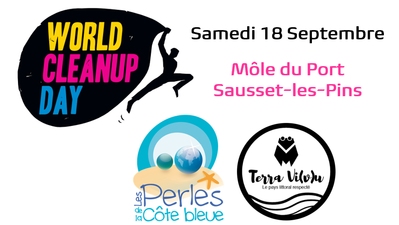 World Clean Up Day 18 Sept