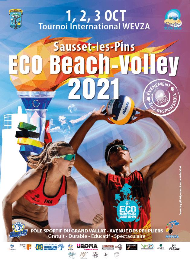 Eco Beach Volley Sausset les Pins