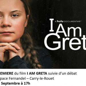 Avant première I am greta