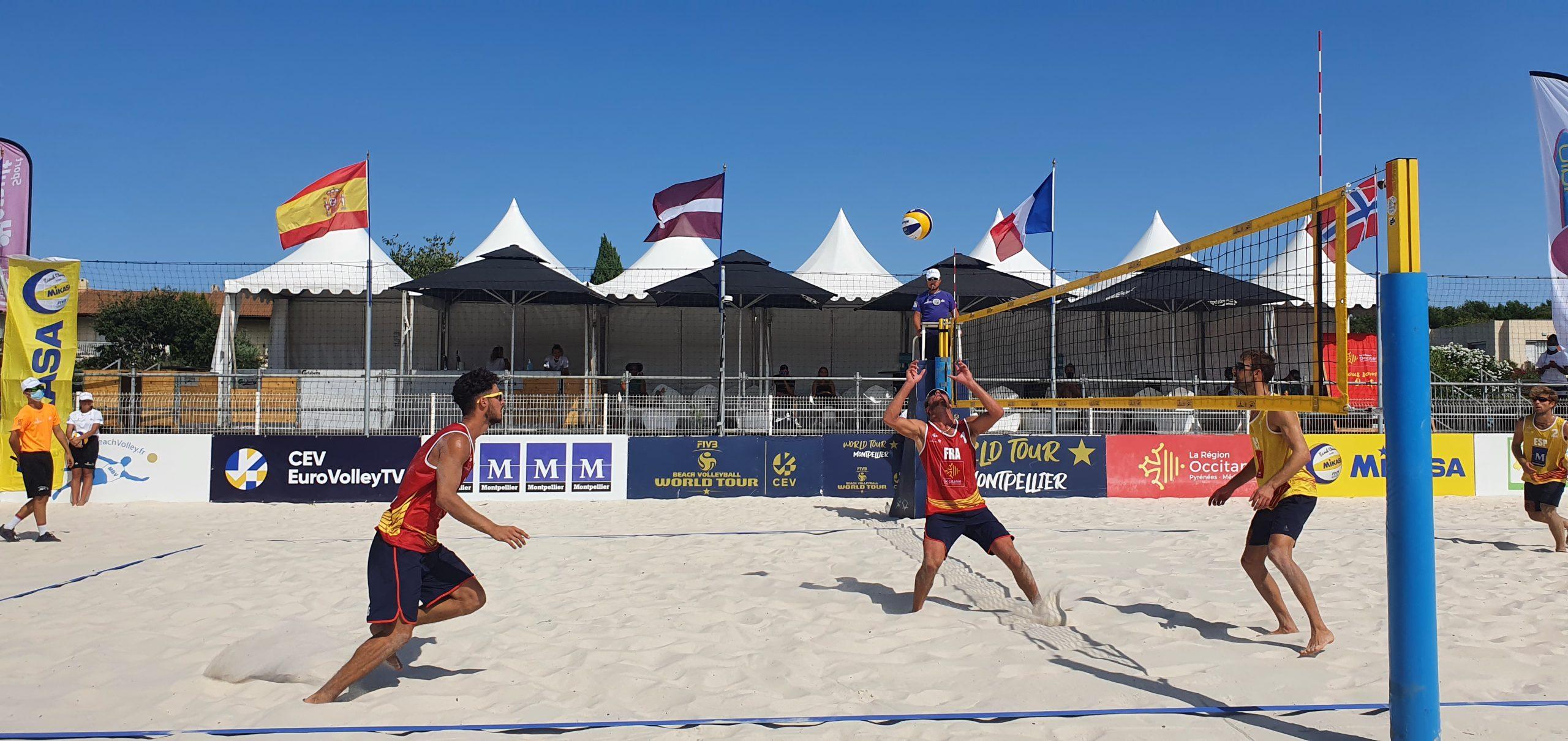 World tour beach volley